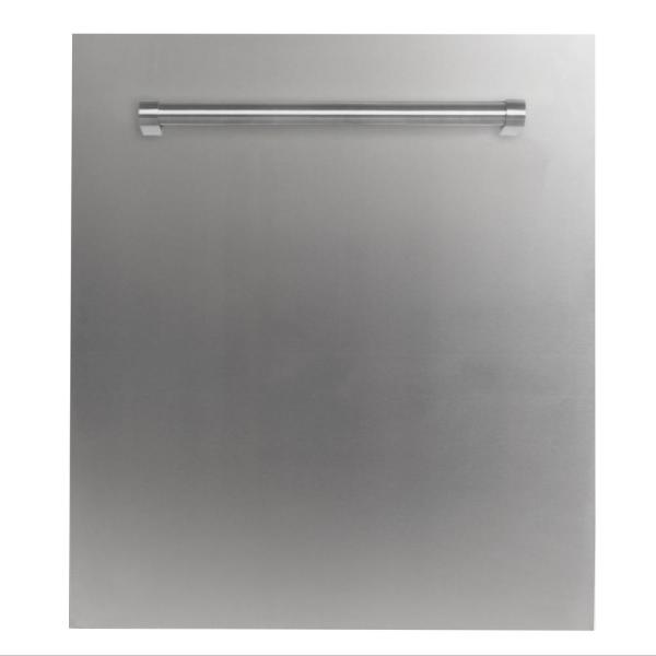 24 in. Top Control Dishwasher in Stainless Steel with Stainless Steel Tub and Traditional Style Handle, ENERGY STAR