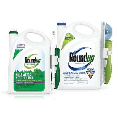 Weed Control Products For Southern Lawns Bundle
