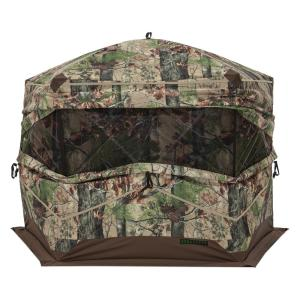 Barronett Blinds OX 5 3 Person Pop-Up Hunting Blind Backwoods in Camo by Barronett Blinds