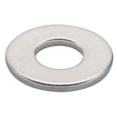 1/4 in. Stainless Steel Flat Washer (6-Pack)