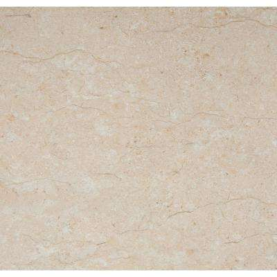 Park Avenue Marfil Polished 15.75 in. x 15.75 in. Porcelain Floor and Wall Tile (13.78 sq. ft. / case)