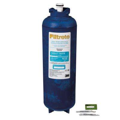 Large Capacity High Performance Whole House Standard Filtration System Refill