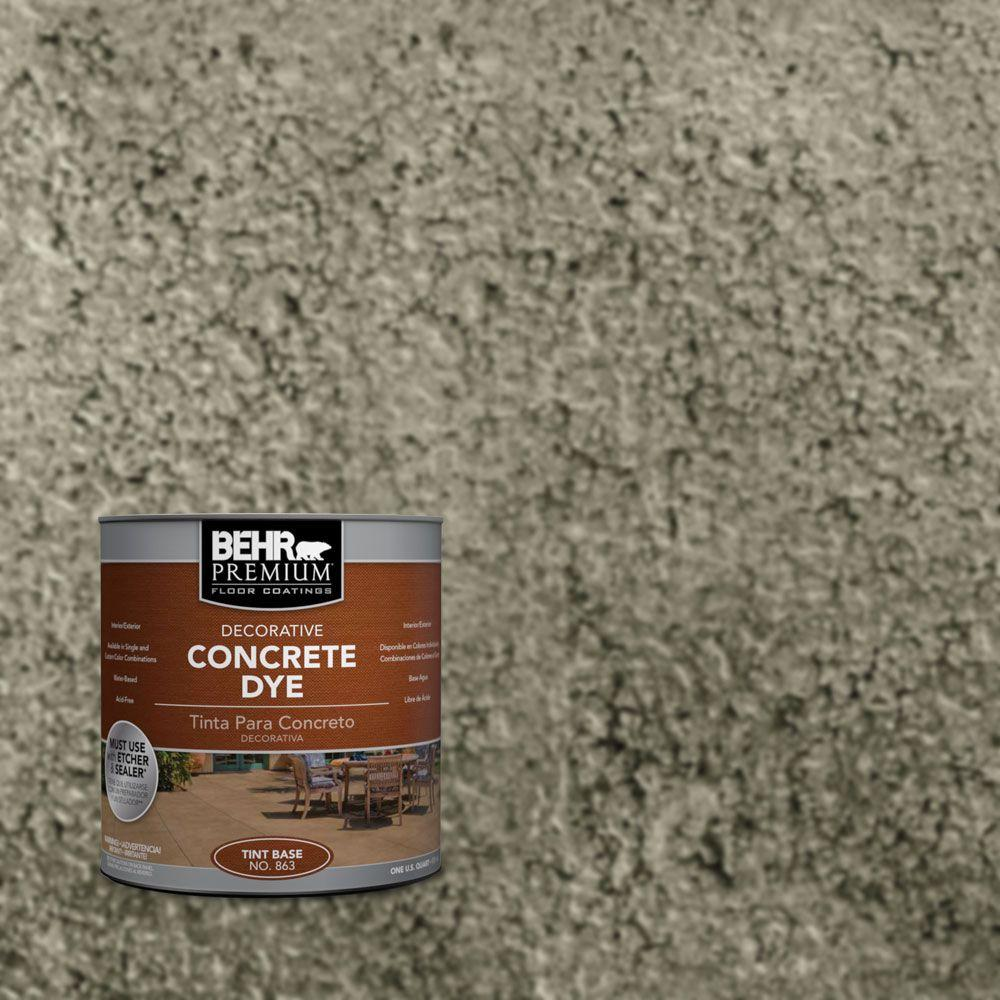 Cd 818 Granite Green Interior Exterior Concrete Dye
