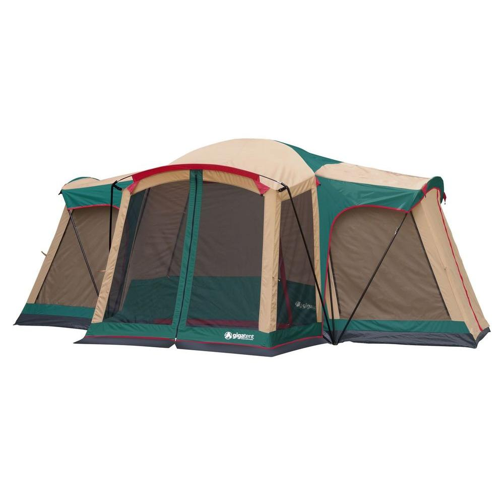 GigaTent Mountain Kinsman 8-Person Cabin Tent  sc 1 st  The Home Depot & GigaTent Mountain Kinsman 8-Person Cabin Tent-FT021 - The Home Depot