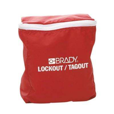 Large Nylon Lockout Pouch