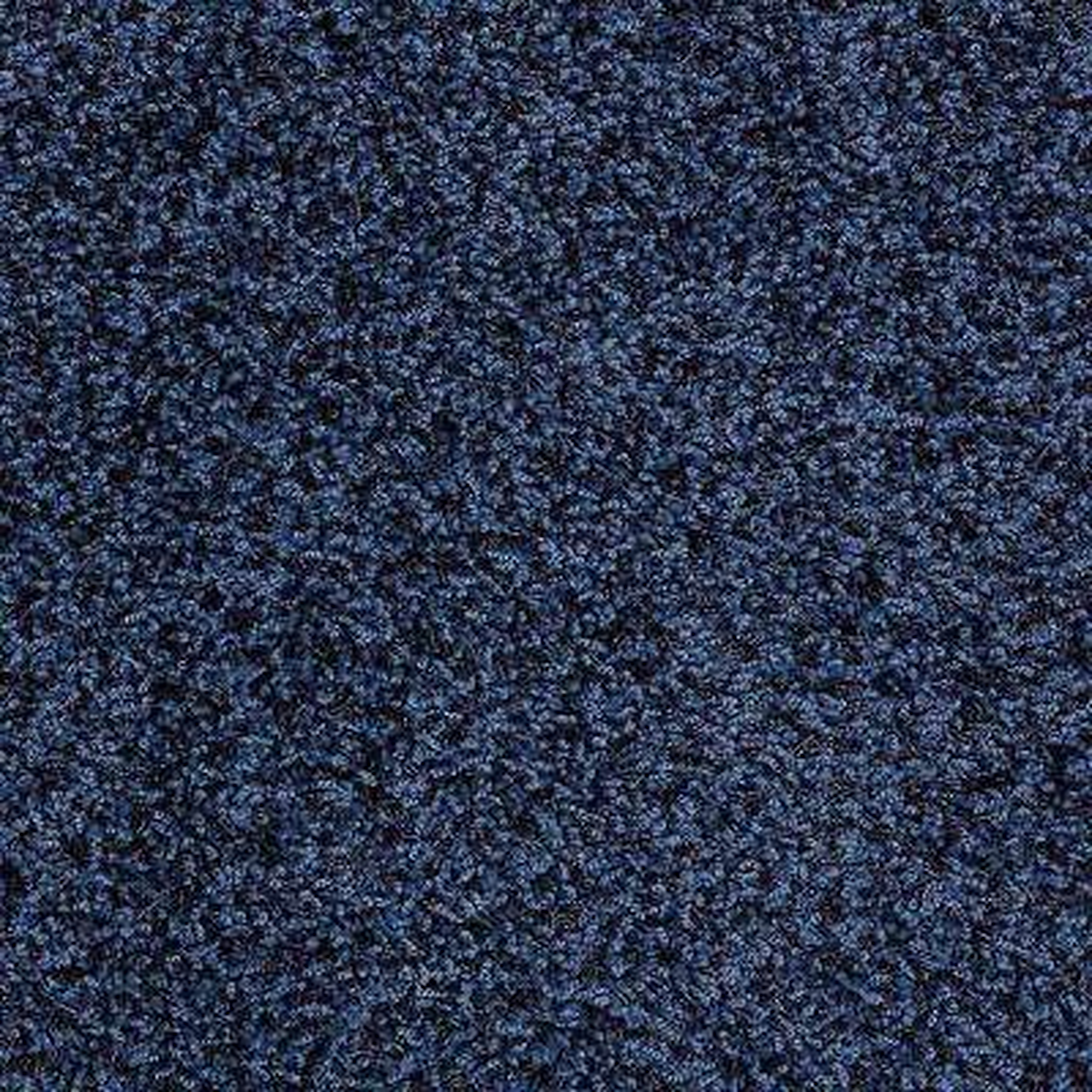 Carpet Sample - Whimsical - In Color Denim Jeans Twist 8 in. x 8 in.