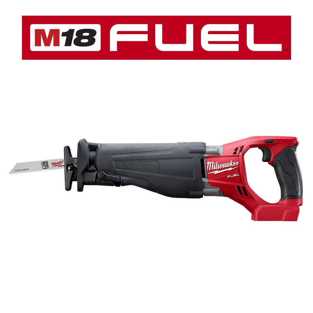 M18 FUEL 18-Volt Lithium-Ion Brushless Cordless SAWZALL Reciprocating Saw