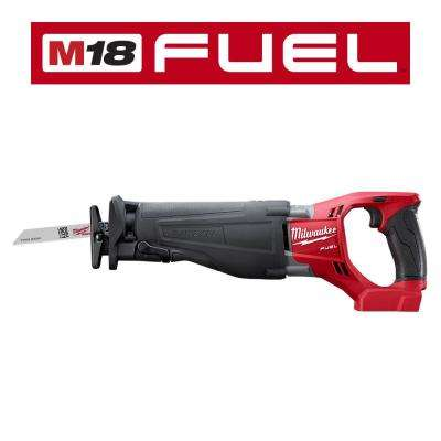 Milwaukee no tool blade change special buys power tools m18 fuel 18 volt lithium ion brushless cordless sawzall reciprocating saw tool keyboard keysfo Choice Image