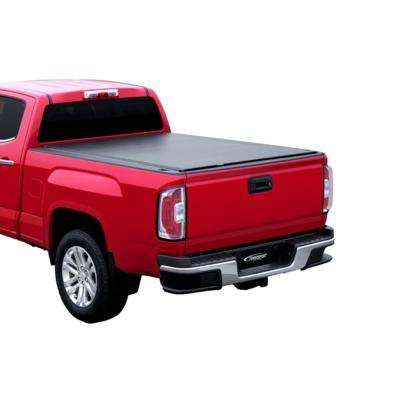 Tonnosport 07-19 Tundra 8ft Bed (w/ Deck Rail) Roll-Up Cover