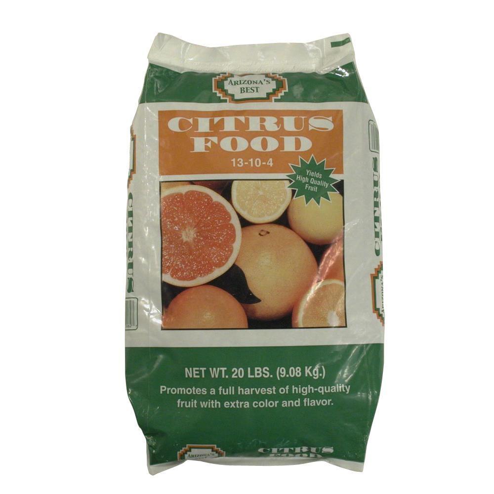 20 lb. Citrus Food