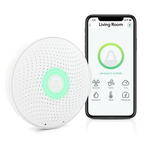 Deals on Airthings 2930 Wave Plus Radon & Air Quality Monitor