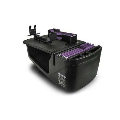 Efficiency FileMaster Black with Printer Stand