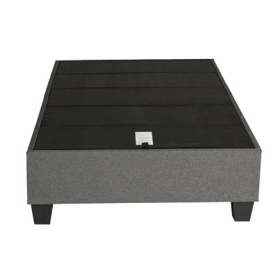 Twin Xl Bed Frames Bedroom Furniture The Home Depot
