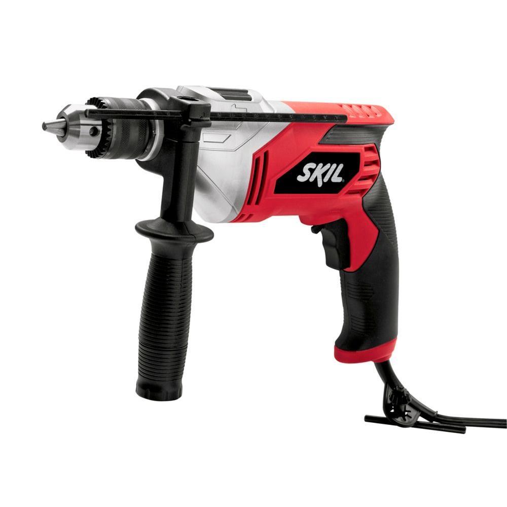 Skil 7-Amp 1/2 in. Hammer Drill