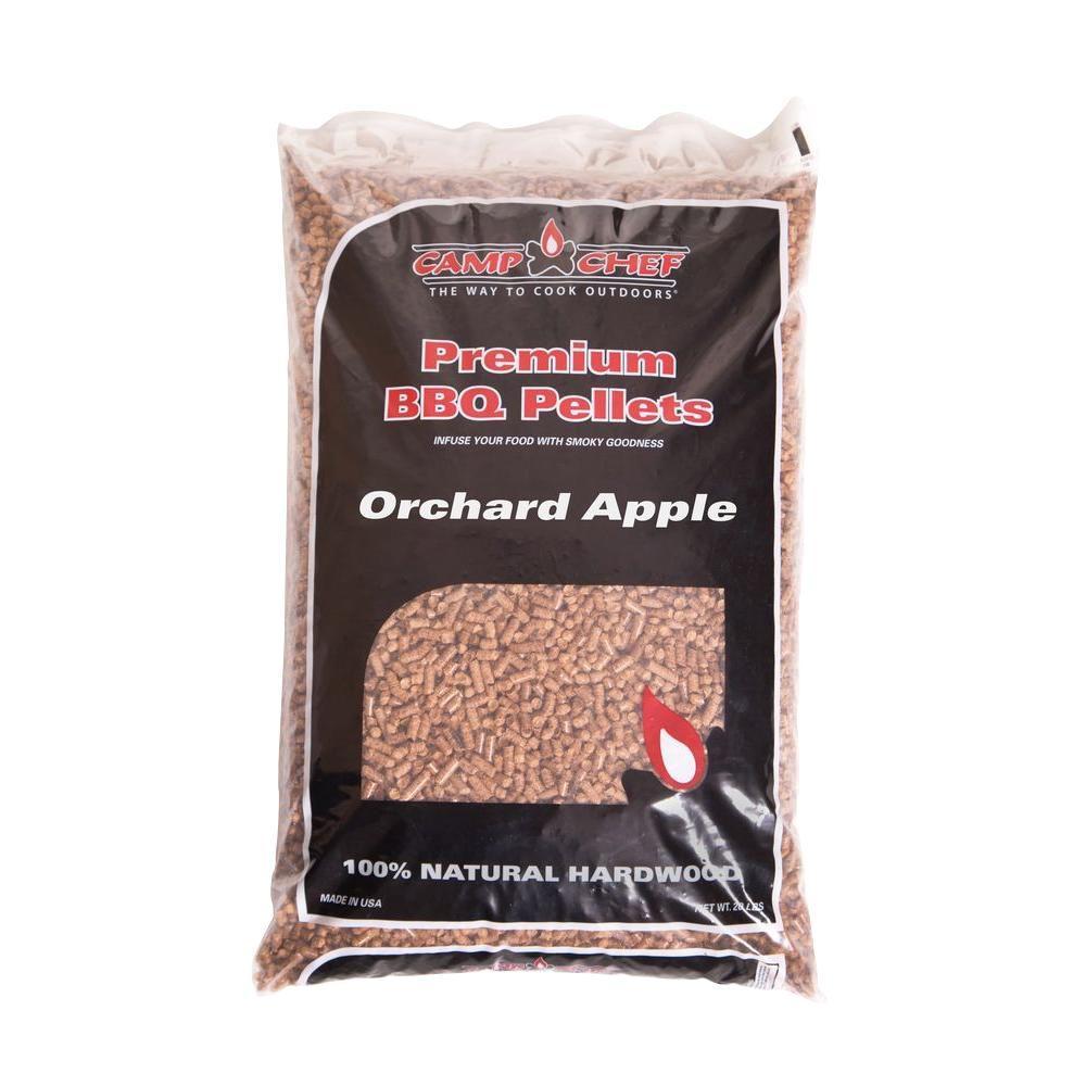 Orchard Apple BBQ Hardwood Pellets