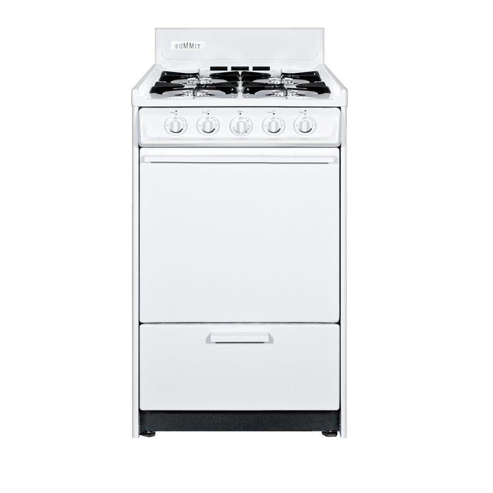 Summit Appliance - Gas Ranges - Ranges - The Home Depot