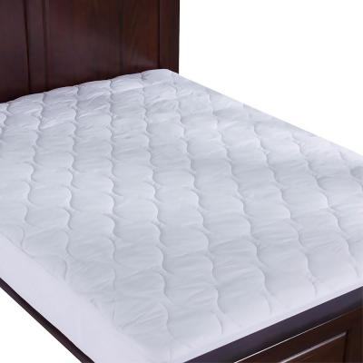 Classic 15 in. King Polyester Mattress Pad