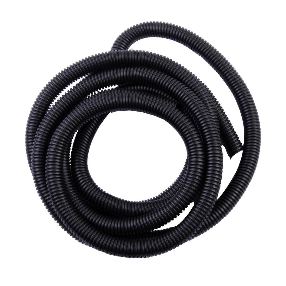 1/4 in. x 250 ft. Flex Tubing Black