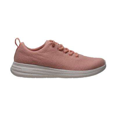 Women's Size 7 Pink Wool Casual Shoes
