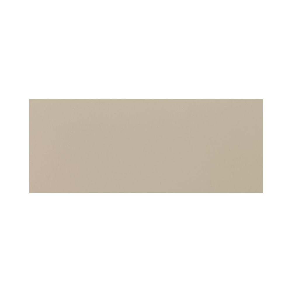Identity Cashmere Gray 8 in. x 20 in. Ceramic Wall Tile