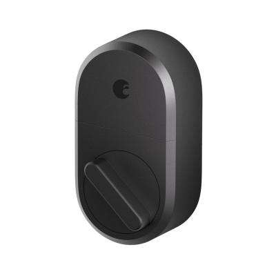 Smart Lock Dark Gray Deadbolts