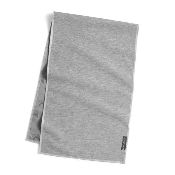 HydroActive Cooling Towel Alloy Heather Brick