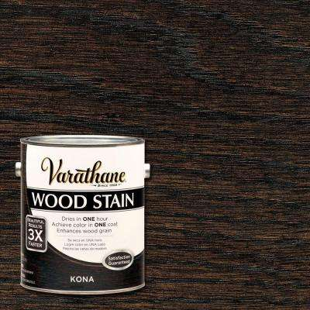 1 gal. Kona Premium Wood Interior Stain (Case of 2)