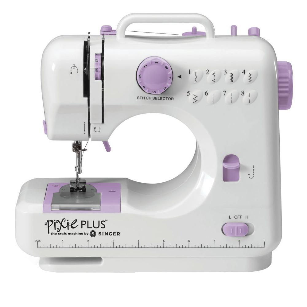 Singer 4-Stitch Mending Machine