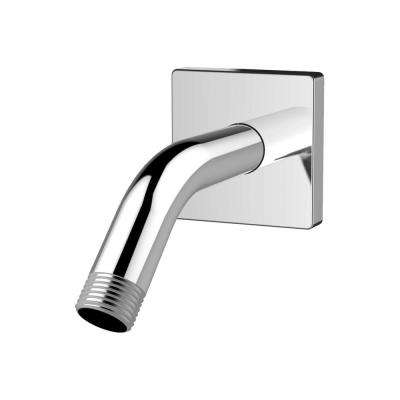 Duro 7.7 in. Shower Arm in Chrome