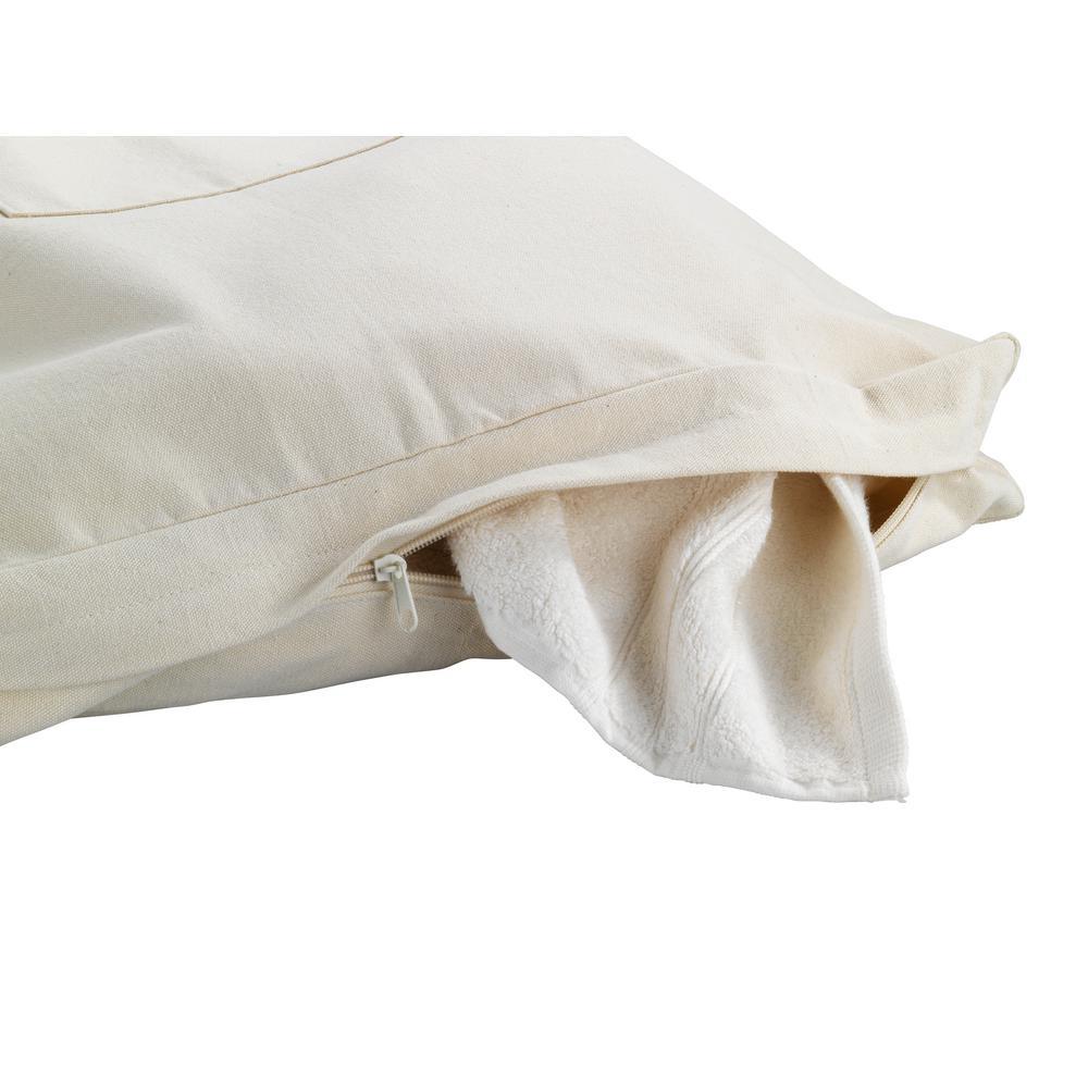 para Colgar en la Puerta Gris Wenko Canguro 62105100 Bolsa de algod/ón para la Colada 40.0x30.0x4.5 cm 40/x 30/x 4,5 cm algod/ón