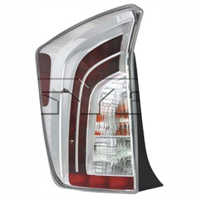TYC 11-6277-00-1 Toyota Corolla Replacement Tail Lamp
