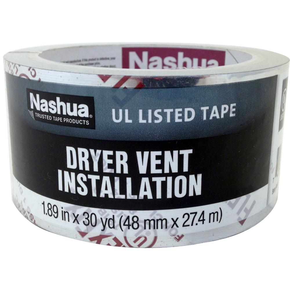 dryer vent tape1390801 the home depot
