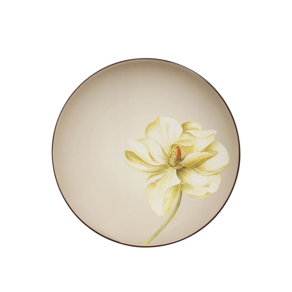 Colorwave 8.25 in. Magnolia Accent Plate