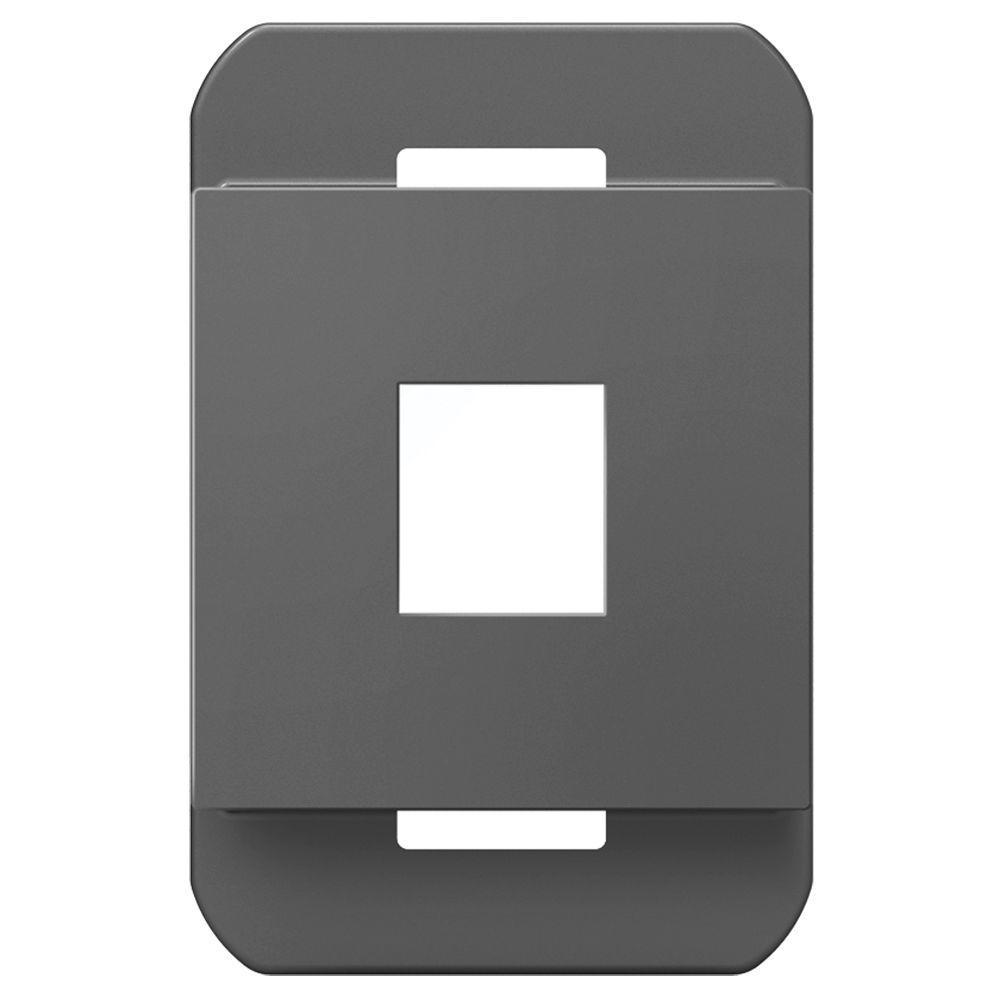 1-Port Keystone Frame - Magnesium