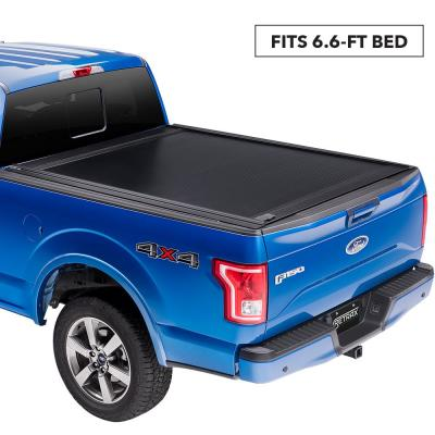 Extang Solid Fold 2 0 Tonneau Cover For 15 19 Ford F150 5 Ft 7 In Bed 83475 The Home Depot