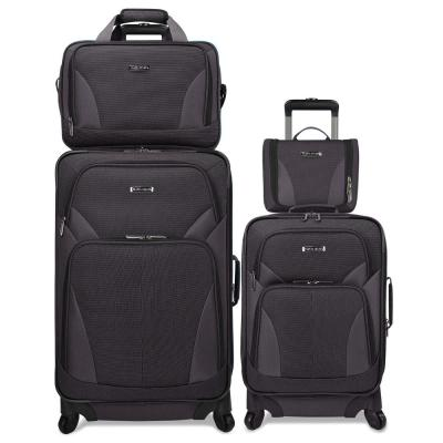 Traveler's Choice Travel Select 4 Pc. Spinner Luggage Set