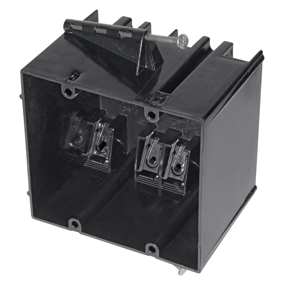 2-Gang FSE Electrical Box-R5133382 - The Home Depot