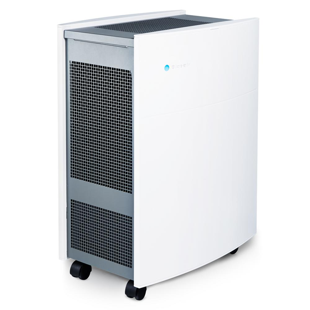 Blueair Classic 605 HEPASilent Air Purifier, 775 sq. ft. Allergen Remover,