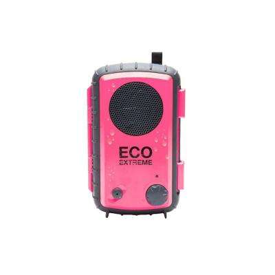 Waterproof Speaker Case - Pink