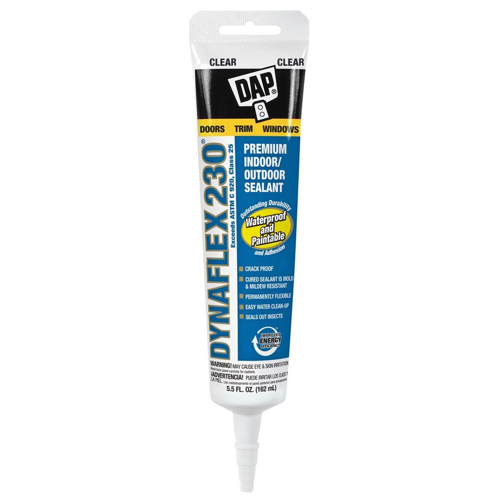 DAP 5.5 oz. Dynaflex 230 Premium Indoor/Outdoor Sealant