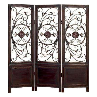 Mid Century Modern Room Dividers Home Accents The Home Depot