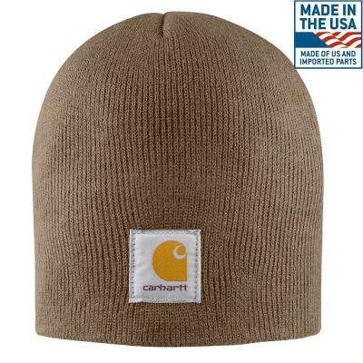 Men's OFA Canyon Brown Acrylic Hat Headwear
