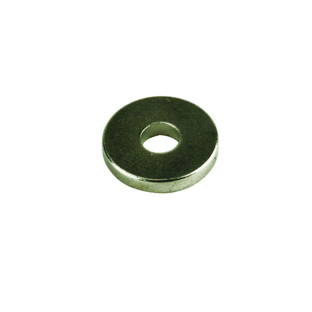 MASTER MAGNETICS 3/8 in. Neodymium Rare-Earth Magnet Discs (12 per Pack)