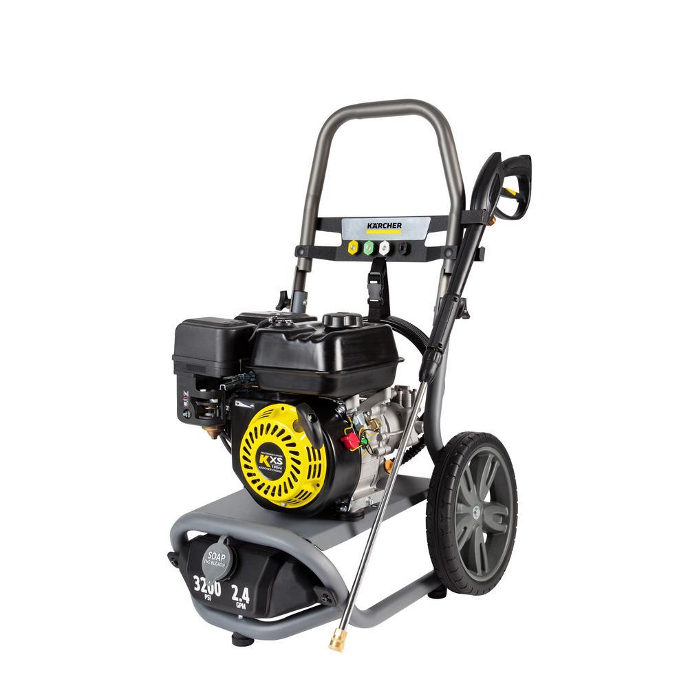 G3200X 3200 PSI 2.4 GPM Gas Pressure Washer