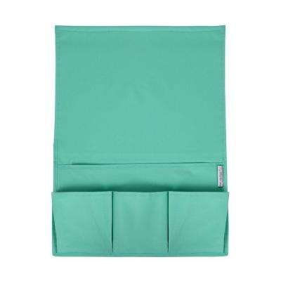 Storit Small Turquoise Polyester Bedside Storage Caddy 1-Pack