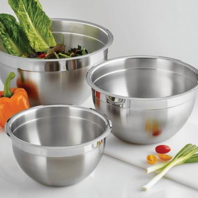 Gourmet 1.5 Qt. Stainless Steel Mixing Bowl