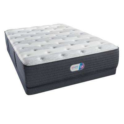 Platinum Haven Pines luxury Firm King Low Profile Mattress Set