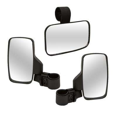 UTV Side And Rear Mirror Combo