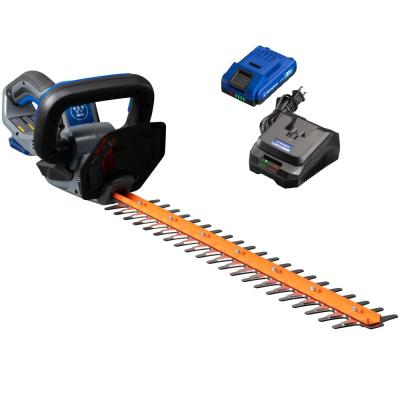 20-Volt 24 in. Lithium-Ion Cordless Hedge Trimmer (Battery and Charger Included)