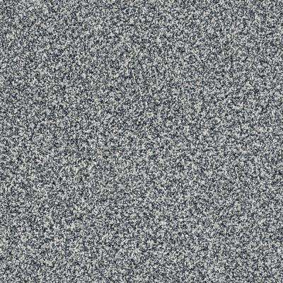 Carpet Sample - Bonanza I - Color Blue Splash Twist 8 in. x 8 in.